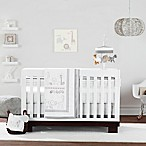 Just Born® Animal Kingdom 3-Piece Crib Bedding Set