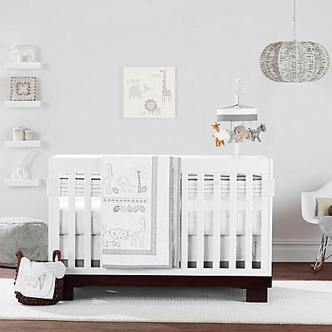 Animal Baby Crib Bedding