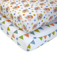 Disney® Dumbo Fitted Crib Sheets (Set of 2)