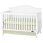 Child Craft™ Camden 4-in-1 Convertible Crib in White