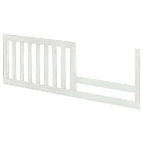 Westwood Design Harper Pine Toddler Rail In White Buybuy