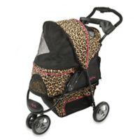 Gen7Pets Promenade™ Pet Stroller in Cheetah