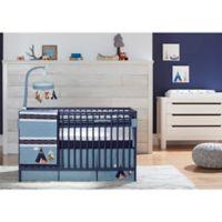 Just Born® Adventure 3-Piece Crib Bedding Set