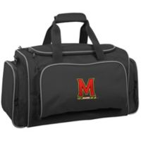 WallyBags® University of Maryland 21-Inch Duffle