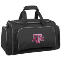 WallyBags® Texas A&M University 21-Inch Duffle