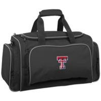 WallyBags® Texas Tech University 21-Inch Duffle