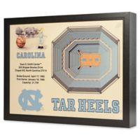 University of North Carolina Stadium Views Wall Art