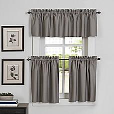 Newport Kitchen Window Curtain Tier And Valance
