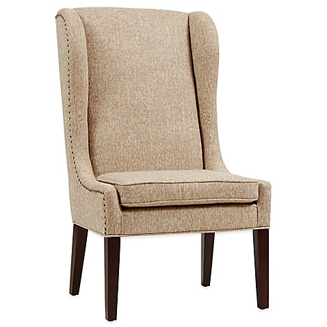 Buy Madison Park Garbo Dining Chair In Beige From Bed Bath