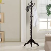 Rivington Coat Rack in Espresso