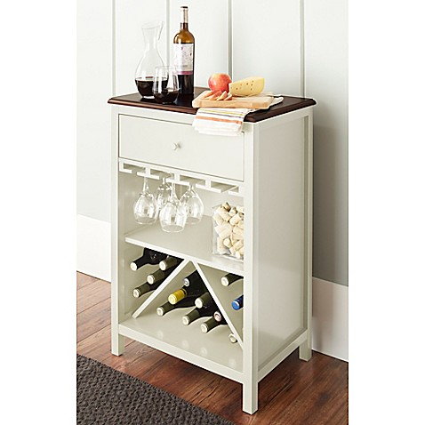 Chatham House Baldwin Wine Cabinet Bed Bath Beyond