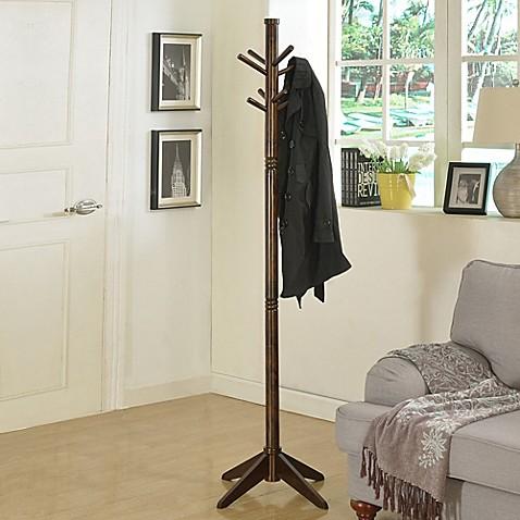 Franklin Standing Coat Rack Bed Bath Amp Beyond