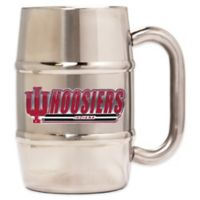 Indiana University Barrel Mug