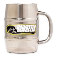 University of Iowa Barrel Mug