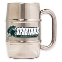 Michigan State University Barrel Mug