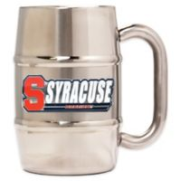 University of Syracuse Barrel Mug