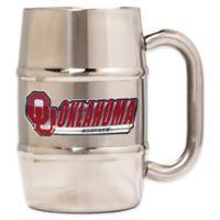 University of Oklahoma Barrel Mug