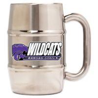 Kansas State University Barrel Mug