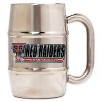 Texas Tech University Barrel Mug