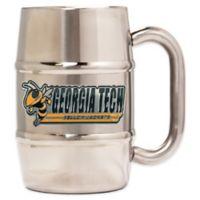Georgia Tech University Barrel Mug