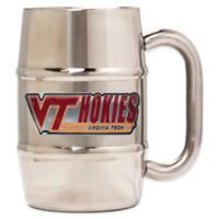 Virginia Tech Barrel Mug