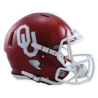 Riddell® University of Oklahoma Authentic Revolution Speed Helmet
