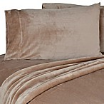 Berkshire VelvetLoft® King Sheet Set in Taupe