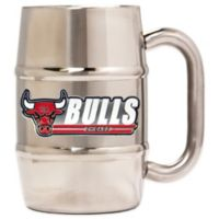 NBA Chicago Bulls Barrel Mug