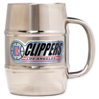 NBA Los Angeles Clippers Barrel Mug