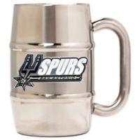 NBA San Antonio Spurs Barrel Mug