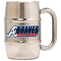 MLB Atlanta Braves Barrel Mug