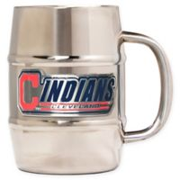 MLB Cleveland Indians Barrel Mug