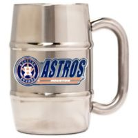 MLB Houston Astros Barrel Mug