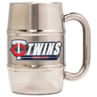 MLB Minnesota Twins Barrel Mug