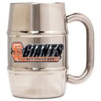 MLB San Francisco Giants Barrel Mug