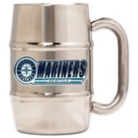 MLB Seattle Mariners Barrel Mug
