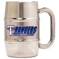 MLB Texas Rangers Barrel Mug