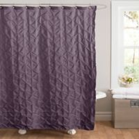 Lake Como Shower Curtain in Purple