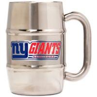 NFL New York Giants Barrel Mug