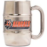 NFL Cincinnati Bengals Barrel Mug