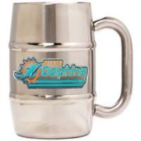 NFL Miami Dolphins Barrel Mug