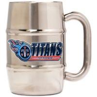 NFL Tennessee Titans Barrel Mug