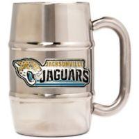 NFL Jacksonville Jaguars Barrel Mug