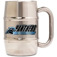 NFL Carolina Panthers Barrel Mug