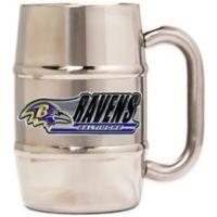 NFL Baltimore Ravens Barrel Mug
