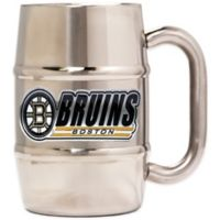 NHL Boston Bruins Barrel Mug