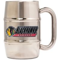 NHL Chicago Blackhawks Barrel Mug