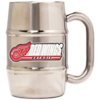 NHL Detroit Red Wings Barrel Mug