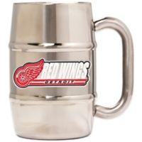 NHL Detroit Red Wings Barrel Mug