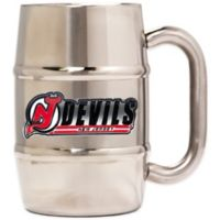 NHL New Jersey Devils Barrel Mug